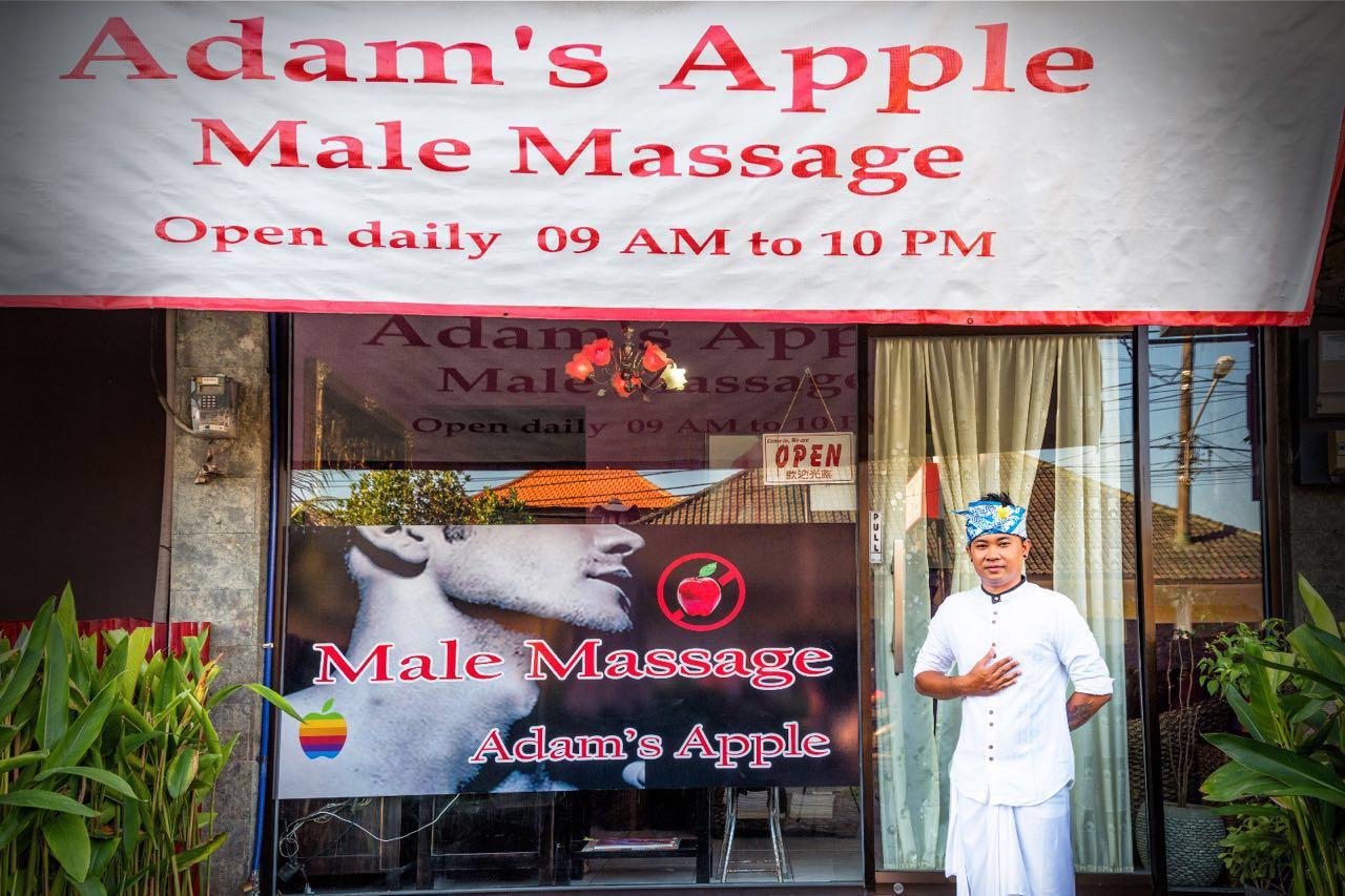 Adams Apple Spa Bali