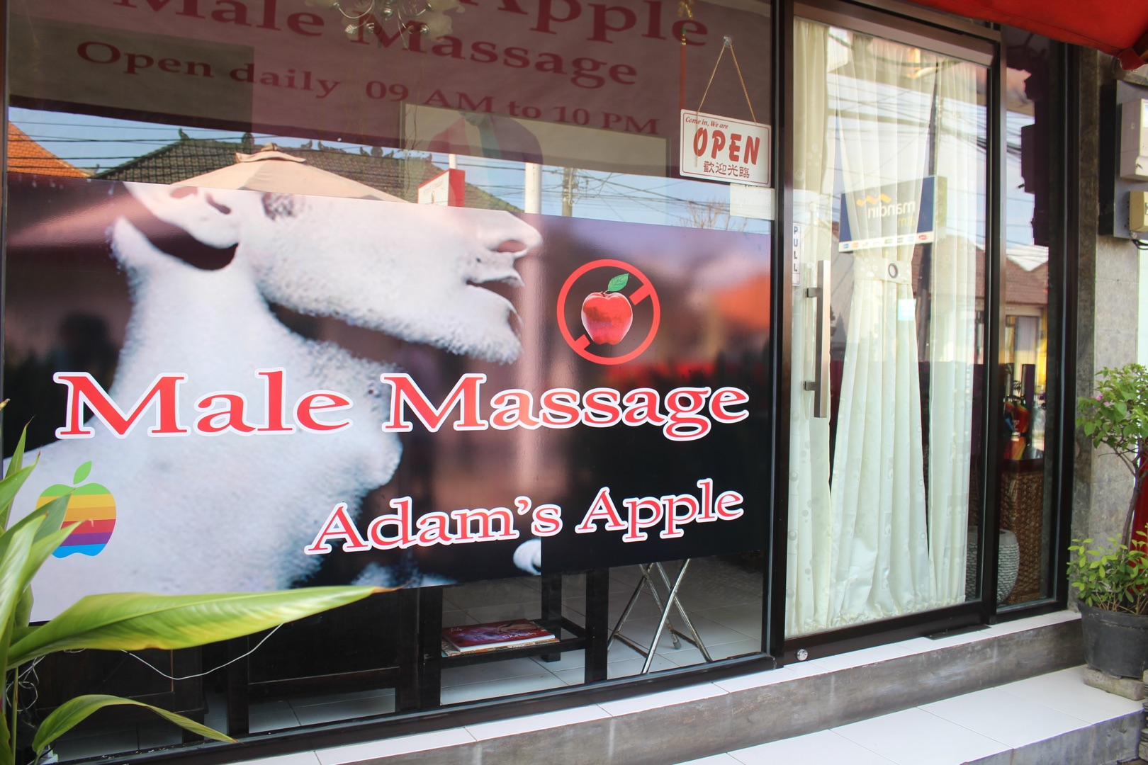 Adams Apple Spa Bali